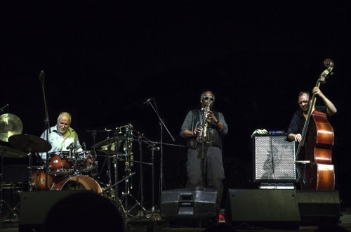Joe McPhee trio